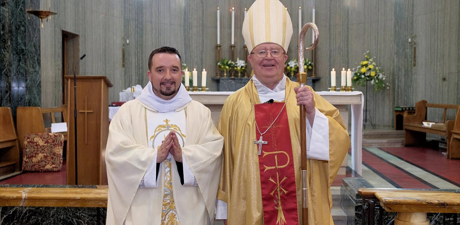 Ordination of Fr Gerard in Coventry