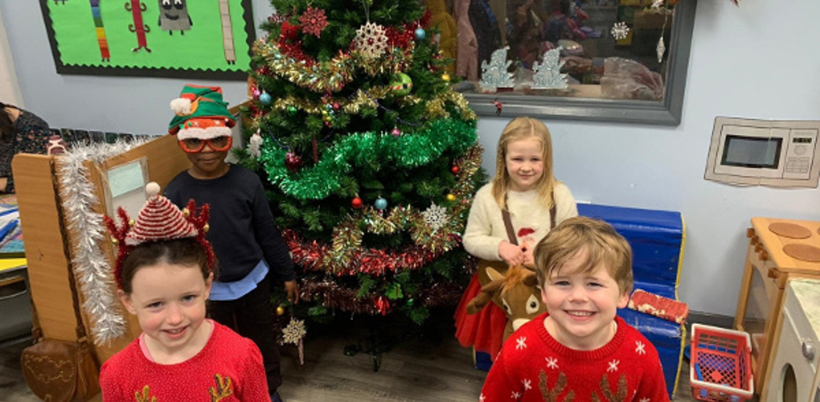 Festive fundraising at Coventry school