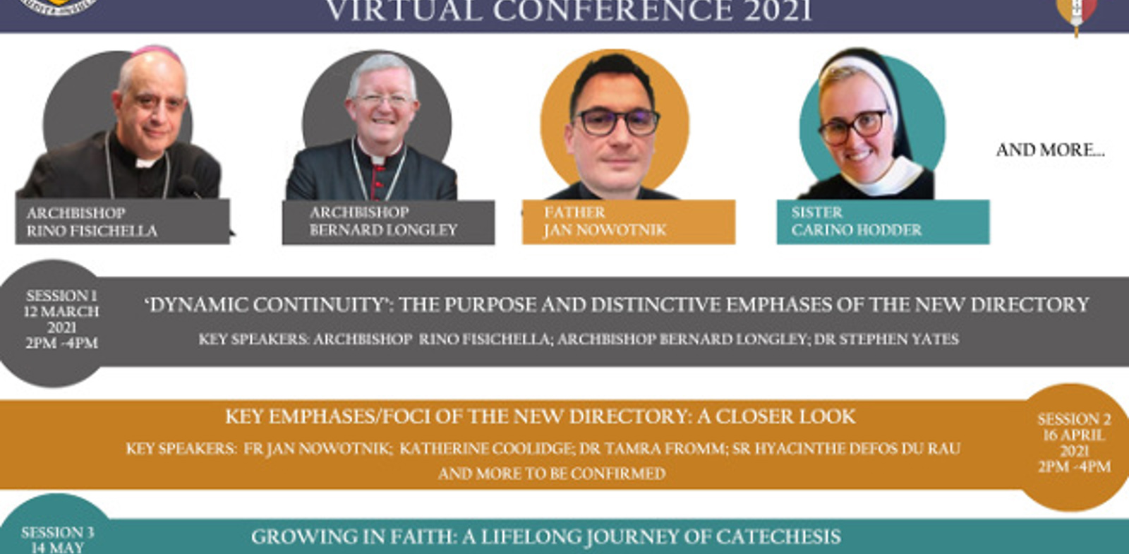 Exploring the Directory for Catechesis Virtual Conference 2021