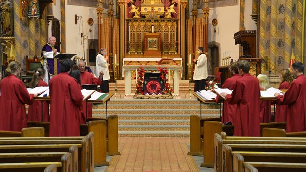 Remembrance Sunday: Sung Requiem Mass