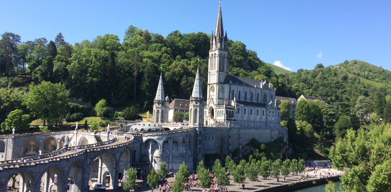 Join us for the Lourdes Pilgrimage 2019!
