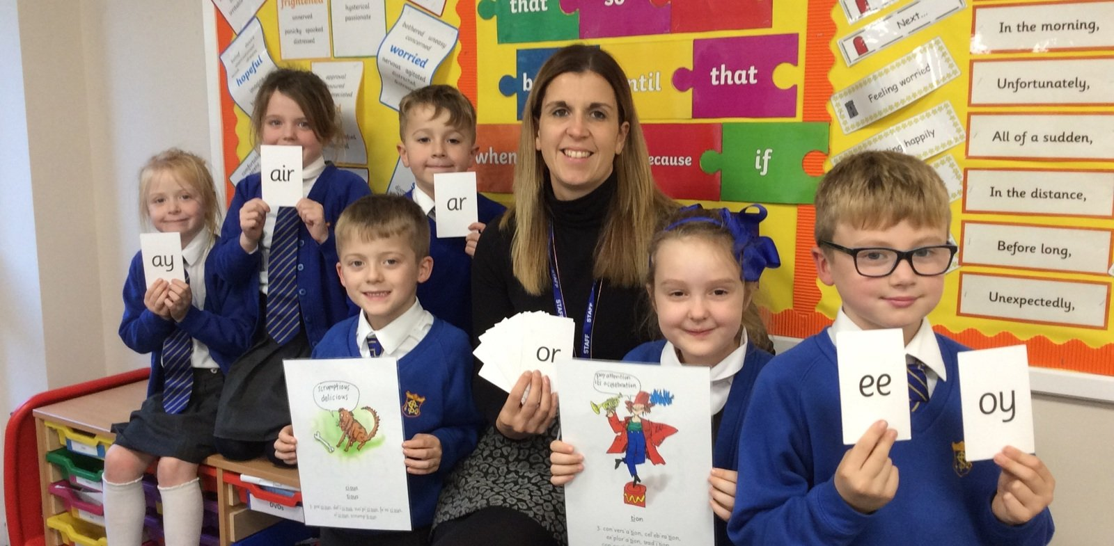 St Thomas' placed in top 3% of Primary Schools in the Country for Phonics Screening