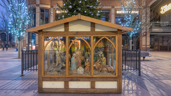 Coventry Christmas Crib Dedication