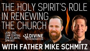 The Holy Spirit's Role in Renewing the Church