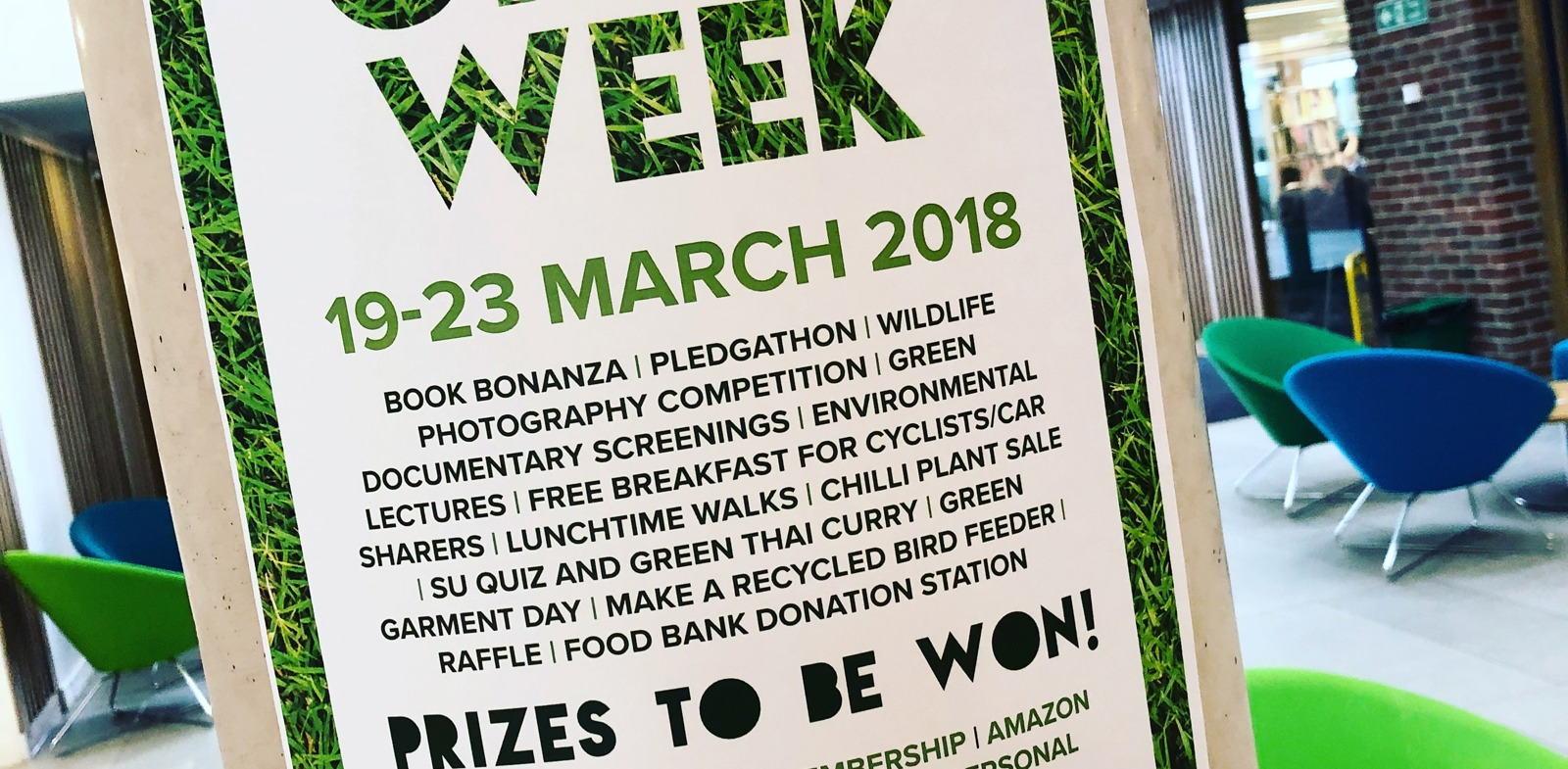 Newman University adds to its green ethos to launch Green Week