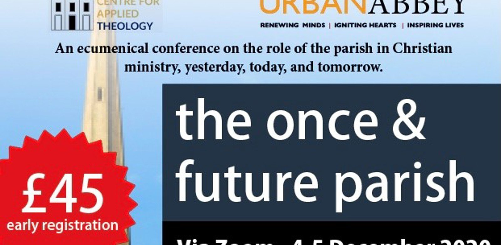 The Once and Future Parish Conference