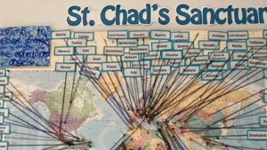 Please support St Chad's Sanctuary
