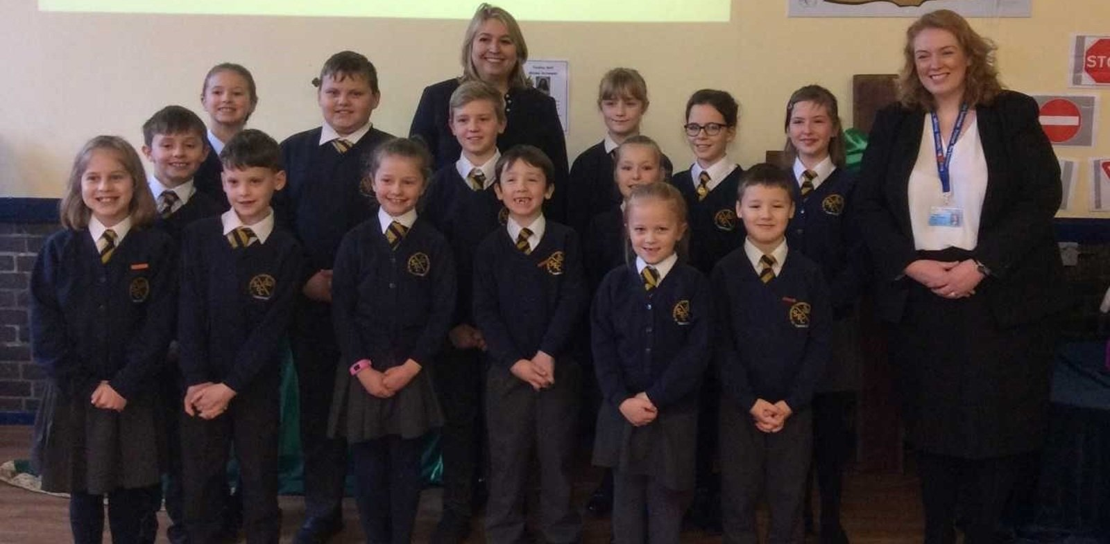 Staffordshire Moorlands school gains parliamentary recognition