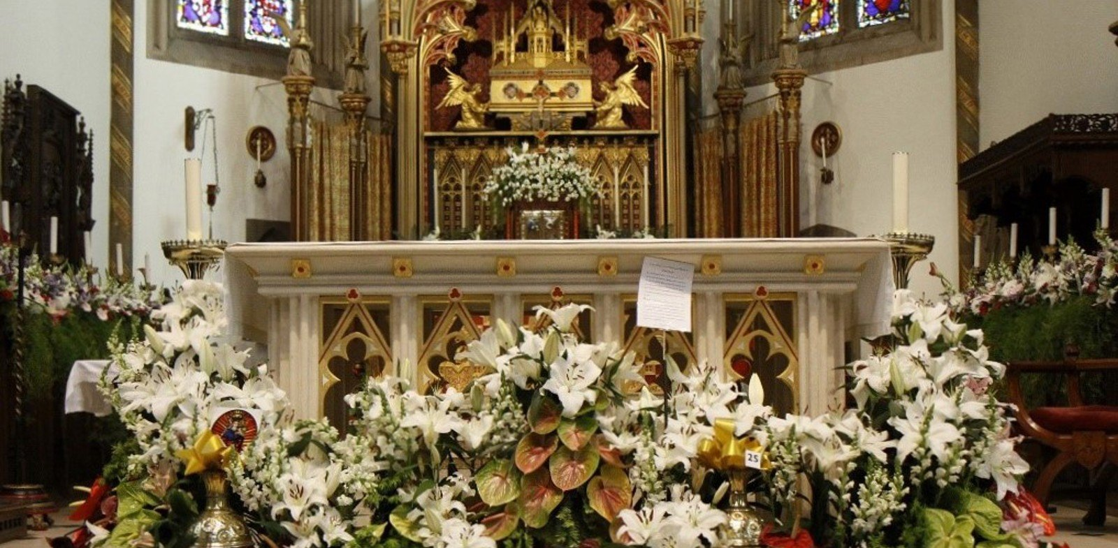 POSTPONED: St Chad's Cathedral Flower Festival 2020