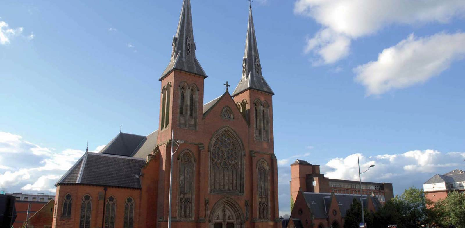 Soak up the splendour of St Chad's Cathedral