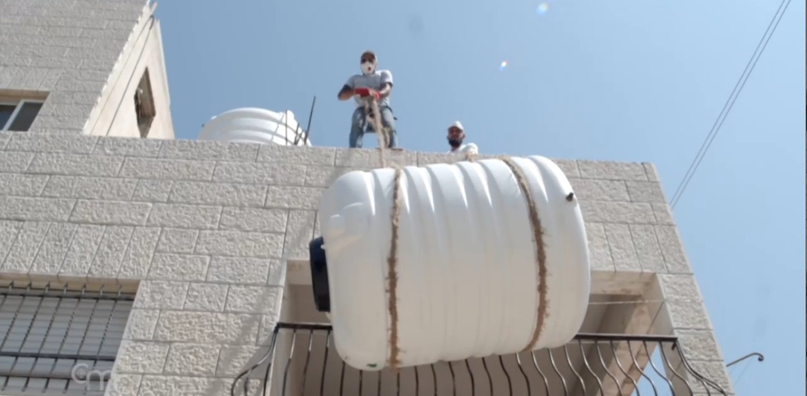 FHL's Water Tank Project more vital than ever