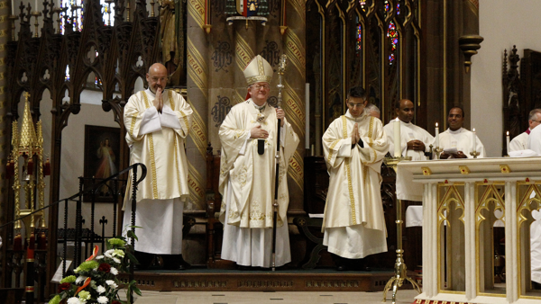 Ongoing Formation for Permanent Deacons