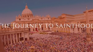 JHN - Canonisation website