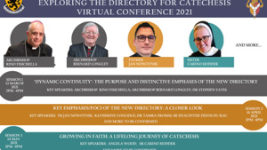 Exploring the Directory for Catechesis Virtual Conference 2021: session 3